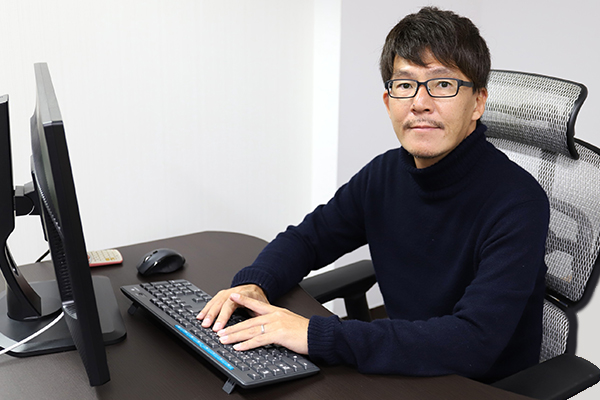 琉球オフィスサービス 藤本社長